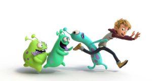 animatie Proanimatie – Stiri despre filme de animatie Luis   i mini extratere  trii 300x160