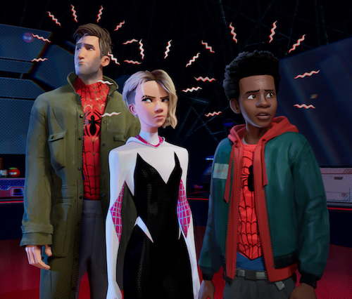 spider-man: into the spider-verse / omul-păianjen: În lumea păianjenului - prima animație cu spider-man, la cinema de sărbători Spider-Man: Into The Spider-Verse / Omul-Păianjen: În lumea păianjenului – prima animație cu Spider-Man, la cinema de sărbători SpiderManIntoSpiderVerse6