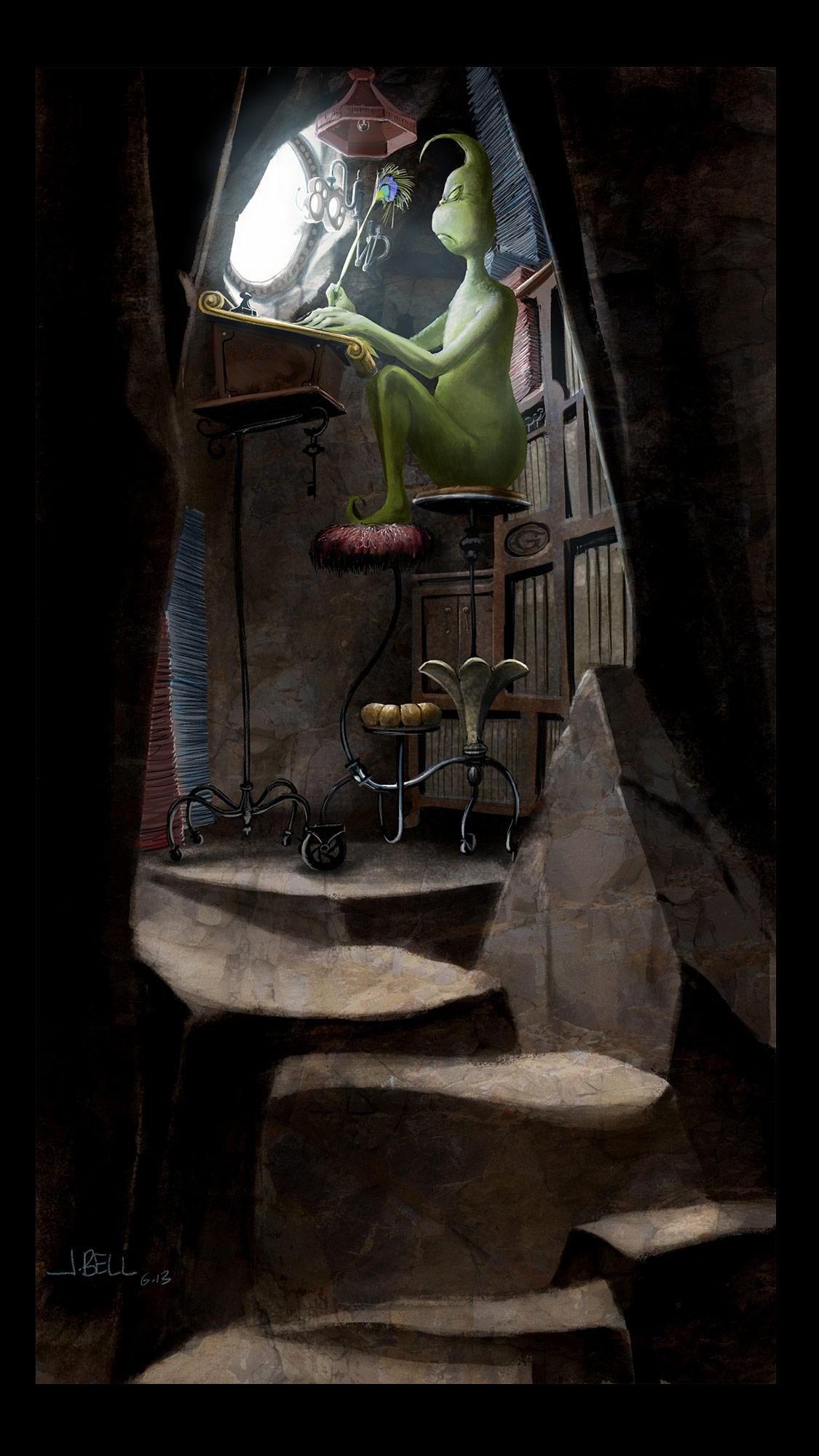 grinch-ul de la illumination, studioul care a realizat francizele despicable me si minionii,  debutat pe primul loc in box office-ul romanesc, cu incasari de peste 1,2 milioane de lei Grinch-ul de la Illumination, studioul care a realizat francizele Despicable Me si Minionii,  a debutat pe primul loc in box office-ul romanesc, cu incasari de peste 1,2 milioane de lei grinch johnbell b