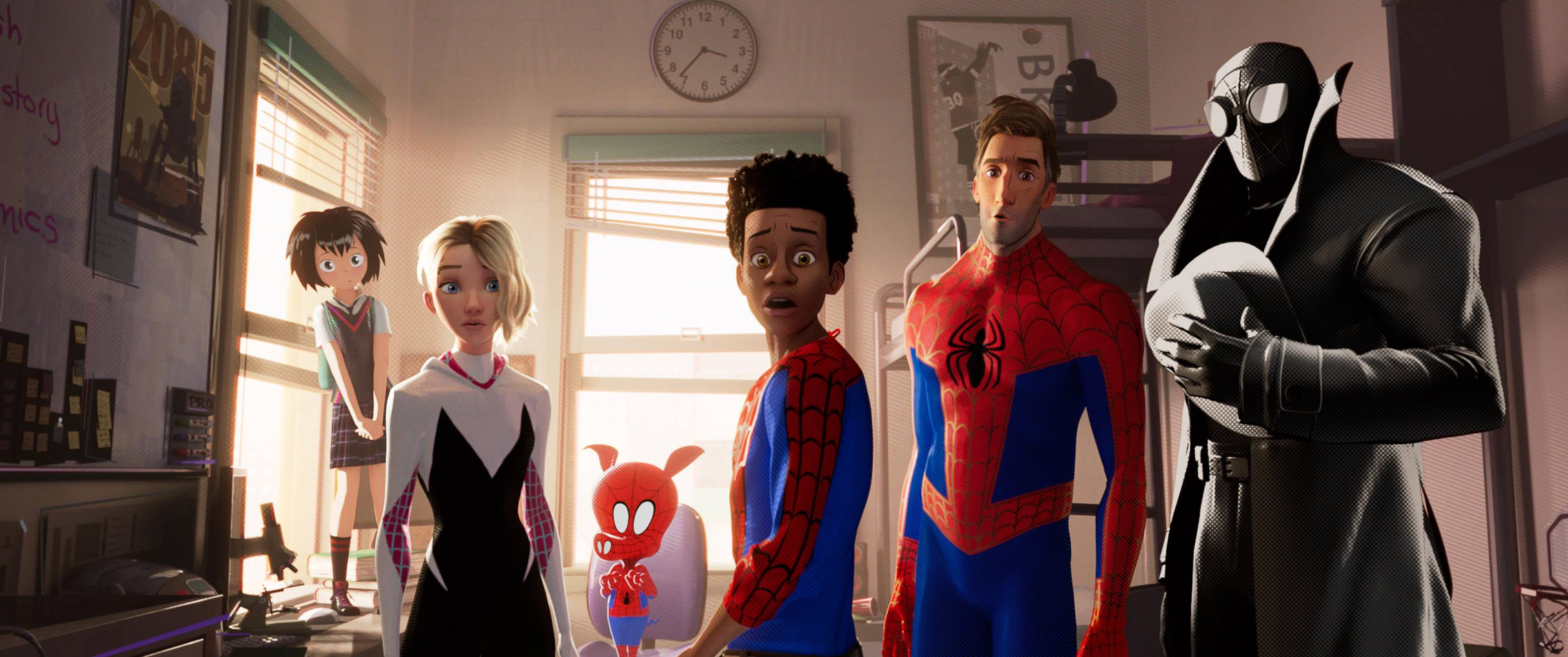 spider-man: into the spider-verse este un film complet nou, care combina animatia pe calculator cu desenele de mana si care arata cum nu s-a mai vazut in niciun film din trecut (video) Spider-Man: Into the Spider-Verse este un film complet nou, care combina animatia pe calculator cu desenele de mana si care arata cum nu s-a mai vazut in niciun film de animatie (VIDEO) Omul paianjen In lumea paianjenului 4
