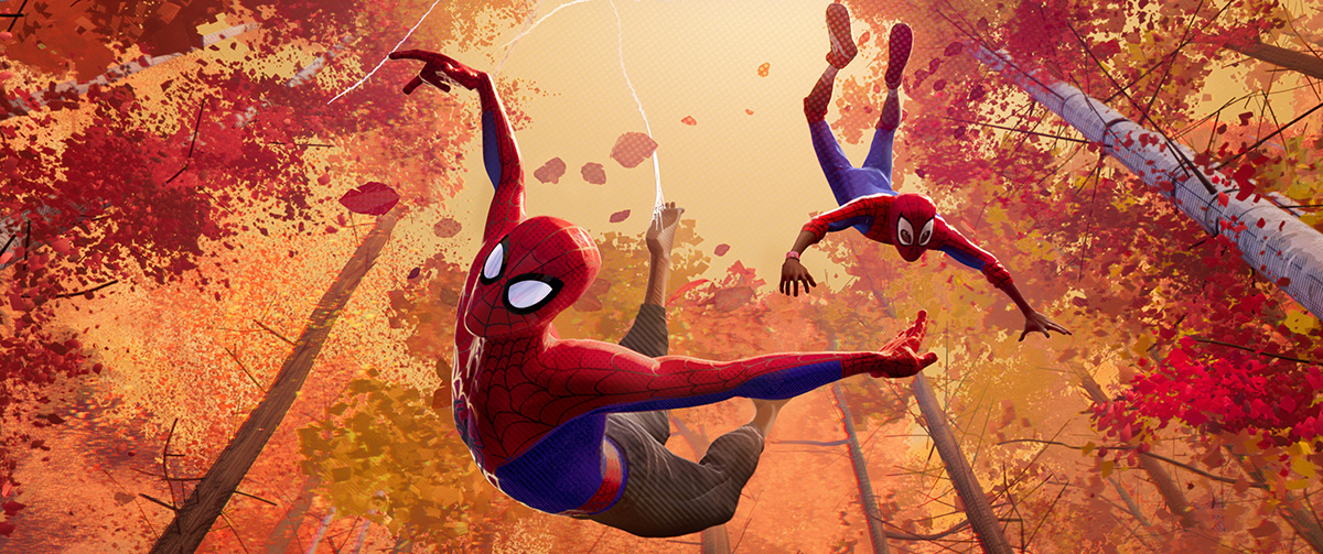 spider-man: into the spider-verse este un film complet nou, care combina animatia pe calculator cu desenele de mana si care arata cum nu s-a mai vazut in niciun film din trecut (video) Spider-Man: Into the Spider-Verse este un film complet nou, care combina animatia pe calculator cu desenele de mana si care arata cum nu s-a mai vazut in niciun film de animatie (VIDEO) SpiderVerse1