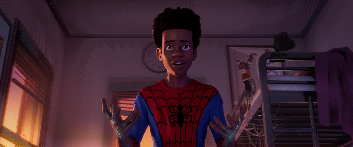 spider-man: into the spider-verse este un film complet nou, care combina animatia pe calculator cu desenele de mana si care arata cum nu s-a mai vazut in niciun film din trecut (video) Spider-Man: Into the Spider-Verse este un film complet nou, care combina animatia pe calculator cu desenele de mana si care arata cum nu s-a mai vazut in niciun film de animatie (VIDEO) SpiderVerse ias330