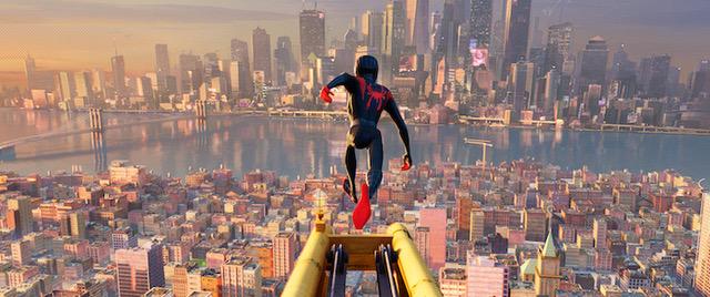 spider-man: into the spider-verse/ omul-paianjen: in lumea paianjenului a primit globul de aur pentru cel mai bun film de animatie Spider-Man: Into the Spider-Verse/ Omul-paianjen: In lumea paianjenului a primit Globul de Aur pentru cel mai bun film de animatie SpiderVerse pmm014