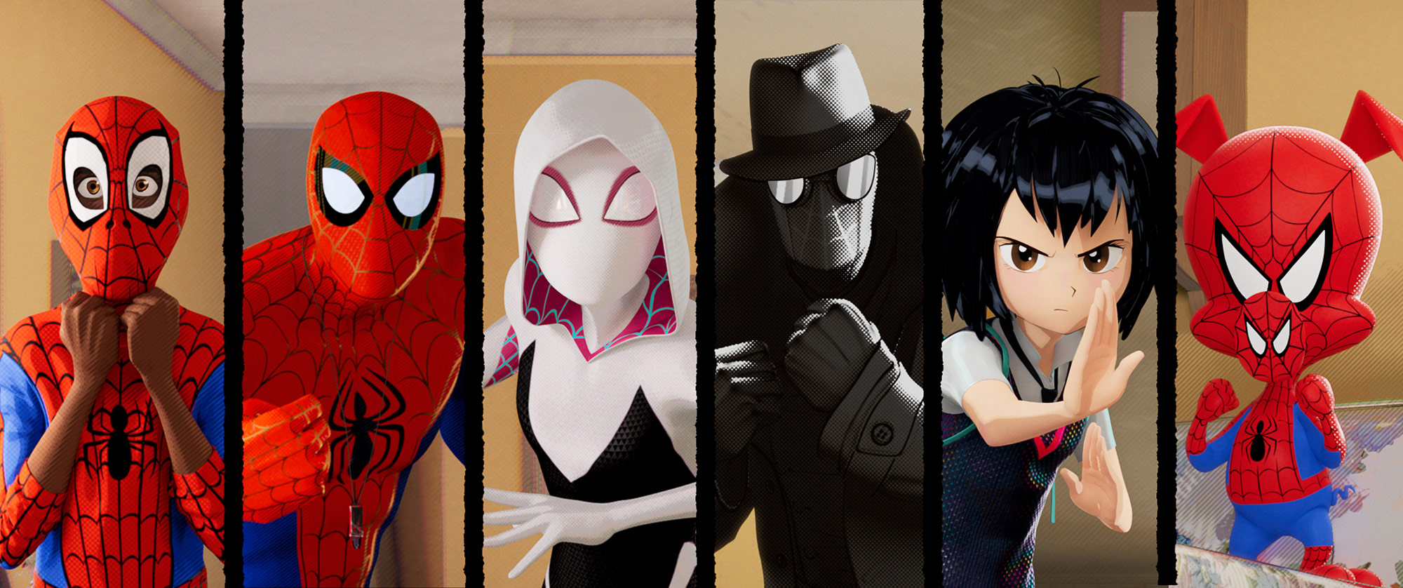 spider-man: into the spider-verse este un film complet nou, care combina animatia pe calculator cu desenele de mana si care arata cum nu s-a mai vazut in niciun film din trecut (video) Spider-Man: Into the Spider-Verse este un film complet nou, care combina animatia pe calculator cu desenele de mana si care arata cum nu s-a mai vazut in niciun film de animatie (VIDEO) thompson 09