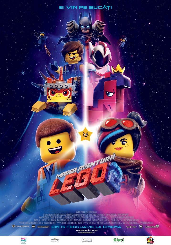irina rimes este regină pe marile ecrane, numai în marea aventura lego 2 (video) Irina Rimes este regină pe marile ecrane, numai în Marea Aventura Lego 2 (VIDEO) Lego2 posterR