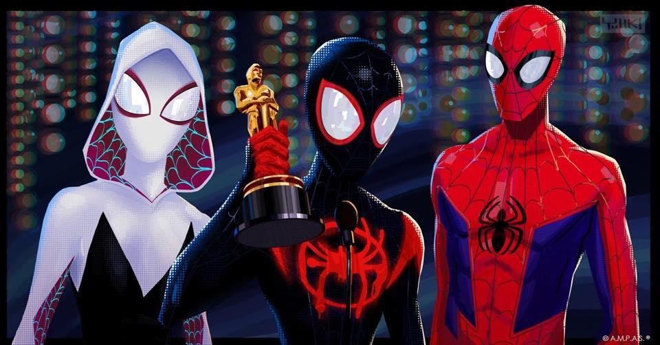 stirile industriei filmului de animatie. spider-man: into the spider-verse - oscar pentru cel mai bun film de animatie Stirile industriei filmului de animatie. Spider-Man: Into the Spider-Verse – Oscar pentru cel mai bun film de animatie SpiderMan Into the Spider Verse Oscar
