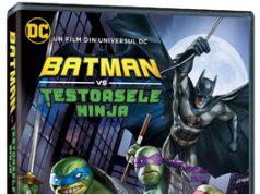 animatie Proanimatie – Stiri despre filme de animatie BATMAN vs TESTOASELE NINJA 238x178
