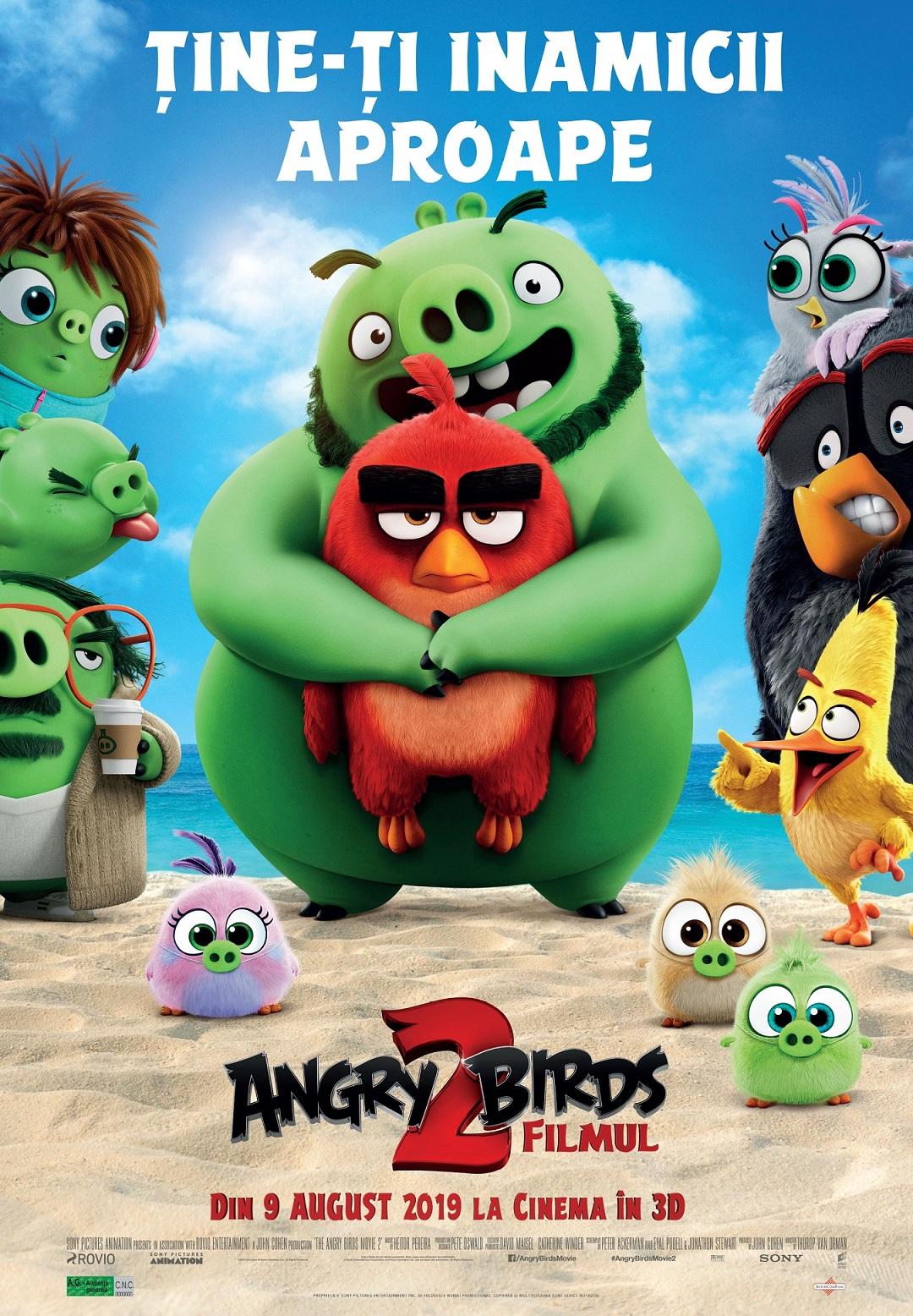 angry birds 2 - mai furioase si mai comice ca oricand! Angry Birds 2 – mai furioase si mai comice ca oricand! Angry Birds 2