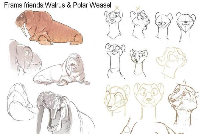 film romanesc de animatie cu fram, ursul polar (video) Film romanesc de animatie cu Fram, ursul polar (VIDEO) Fram 4