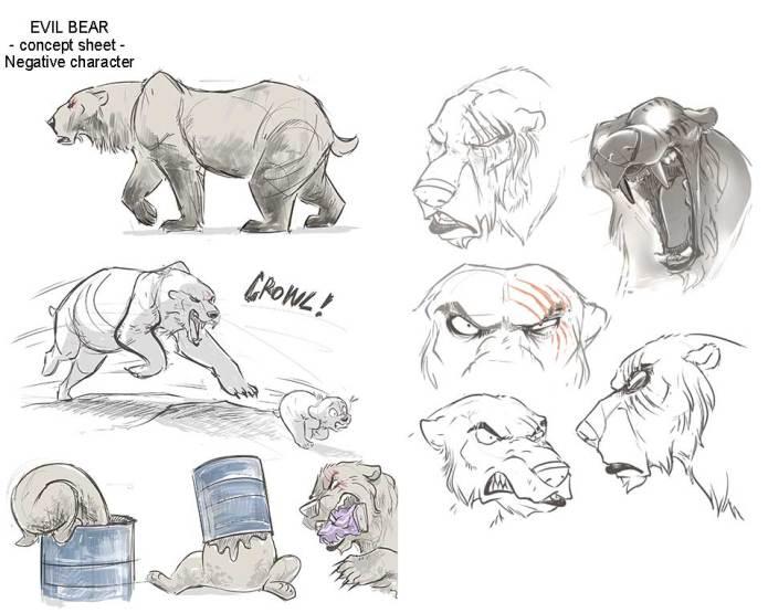 film romanesc de animatie cu fram, ursul polar (video) Film romanesc de animatie cu Fram, ursul polar (VIDEO) Fram 5
