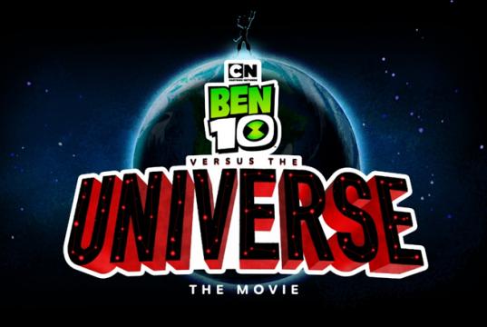 animatie Proanimatie – Stiri despre filme de animatie Ben 10 vs The Universe The Movie 537x360