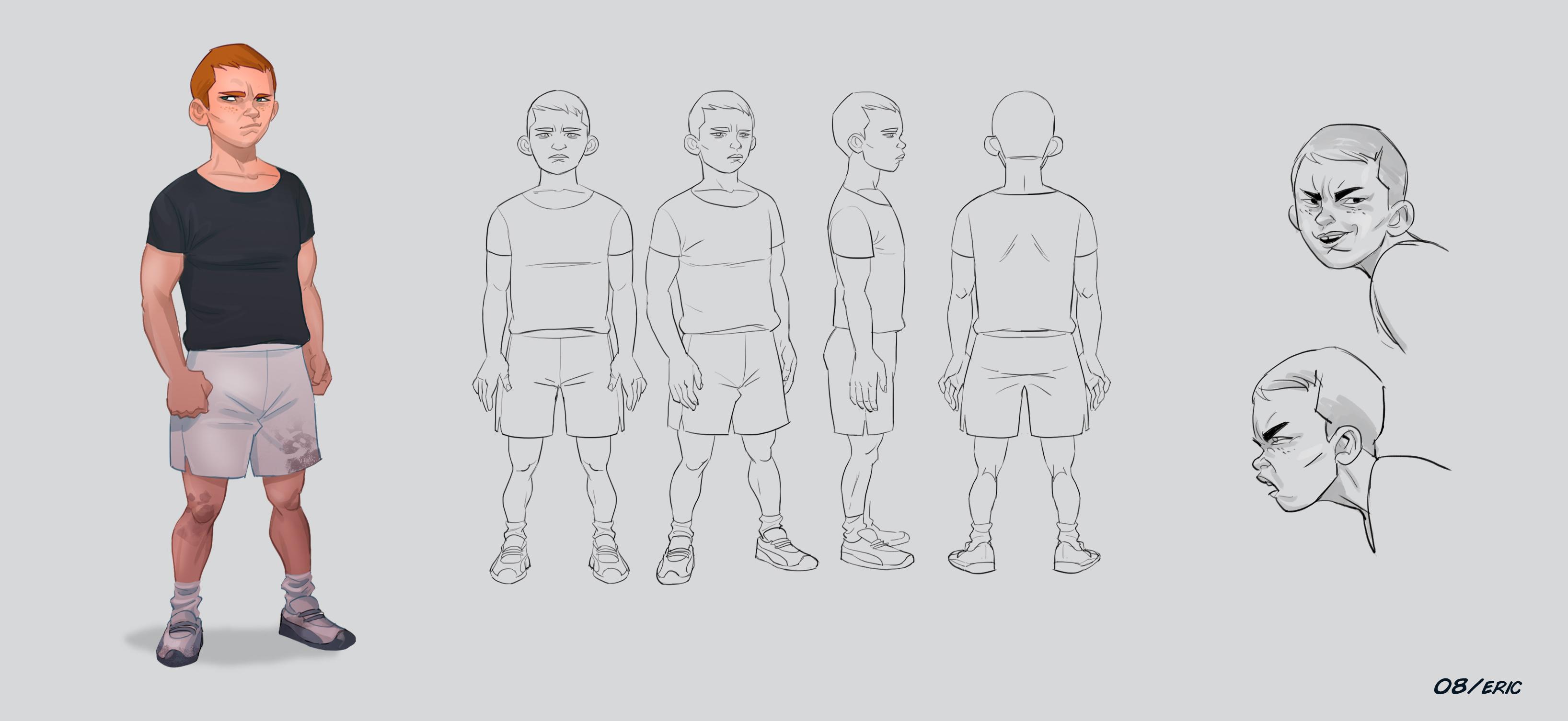opal production, studioul care a produs mercy street, pregateste 2 scurtmetraje de animatie despre fotbal (video) Opal Production, studioul care a produs Mercy Street, pregateste 2 scurtmetraje de animatie despre fotbal (VIDEO) Pustiul Eric