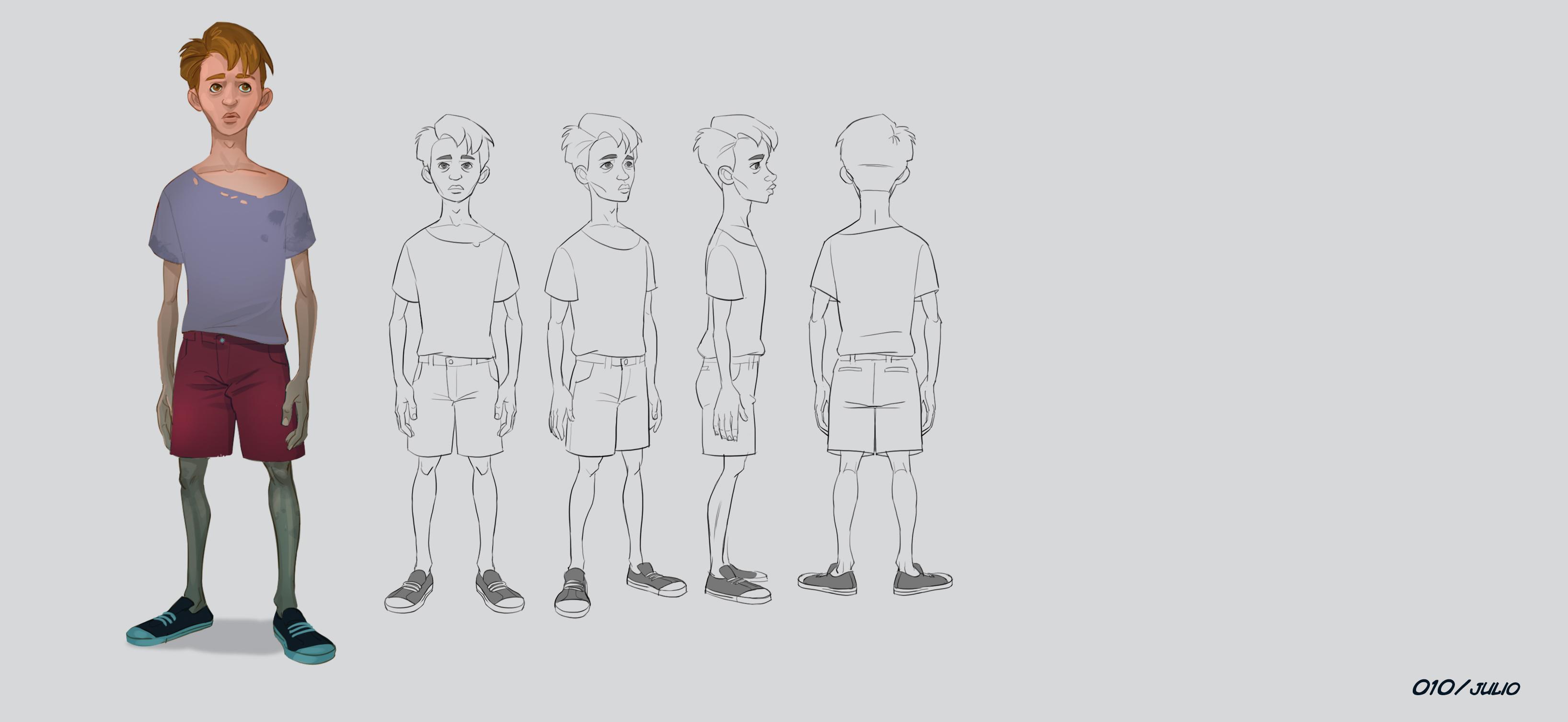 opal production, studioul care a produs mercy street, pregateste 2 scurtmetraje de animatie despre fotbal (video) Opal Production, studioul care a produs Mercy Street, pregateste 2 scurtmetraje de animatie despre fotbal (VIDEO) Pustiul Julio