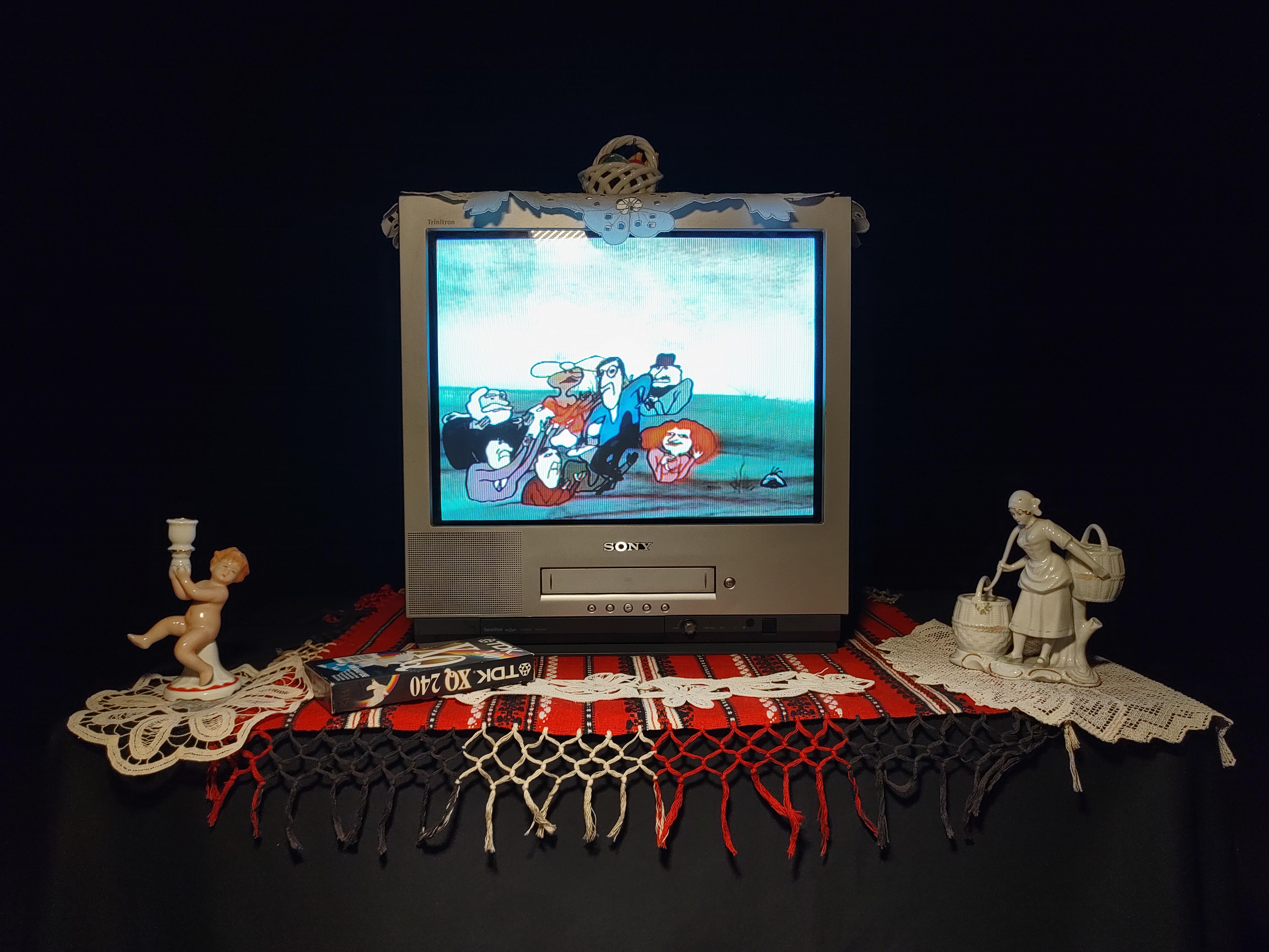 Începe animest.15 - prima ediție a festivalului disponibilă online, în toată țara Începe Animest.15 – prima ediție a festivalului disponibilă online, în toată țara Expozi  ia 100 de ani de anima  ie rom  neasc