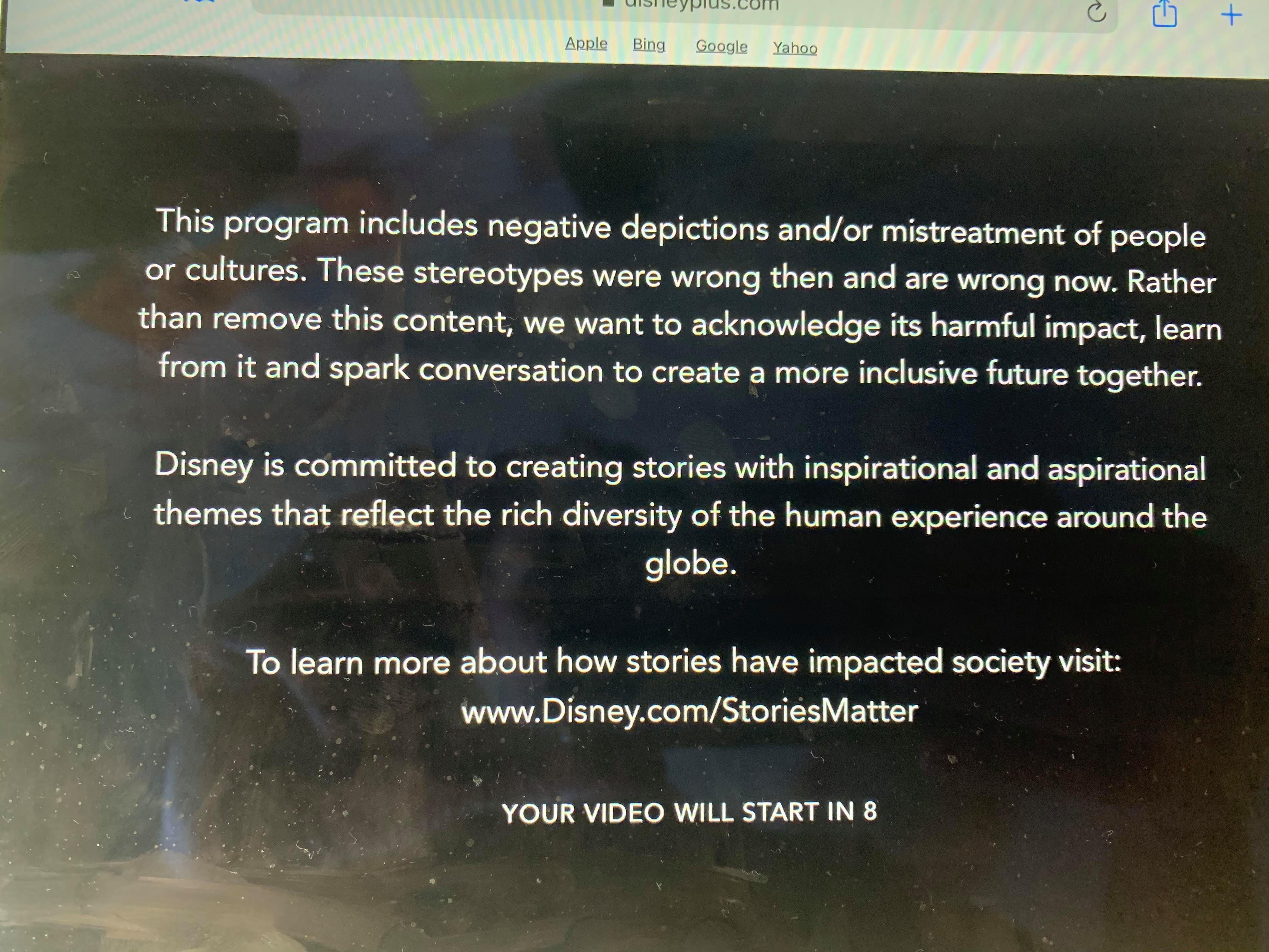 disney+ nu cenzureaza. productile clasice sunt disponibile la sectiunea animatii Disney+ nu cenzureaza. Productile clasice sunt disponibile la sectiunea Animatii 142439212 422246375873919 8064723296865945882 n