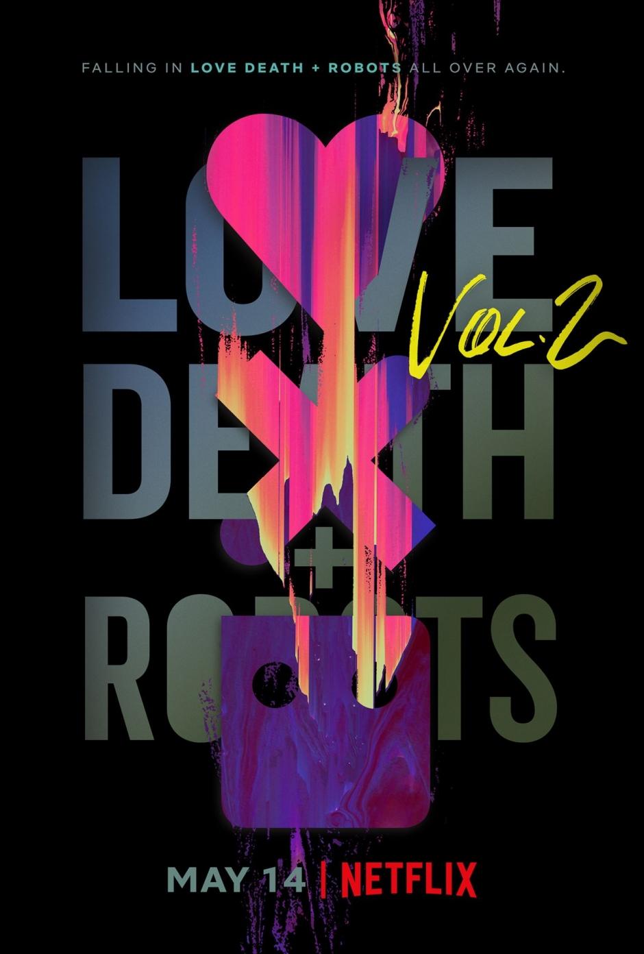 love death + robots: sezonul 2 #netflix Love Death + Robots: Sezonul 2 #Netflix lovedeathrobots2 poster
